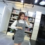 ชุดเซ็ตแฟชั่น Set : Tweed Perly Top wt Tweed MiniSkirt