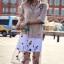 เสื้อซีทรู Zara See Though Embroidery Top